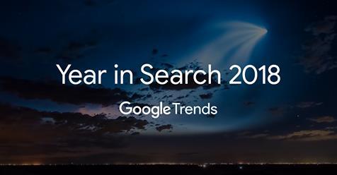Google ประกาศผลคำค้นหายอดนิยมแห่งปี 2018 ของประเทศไทย